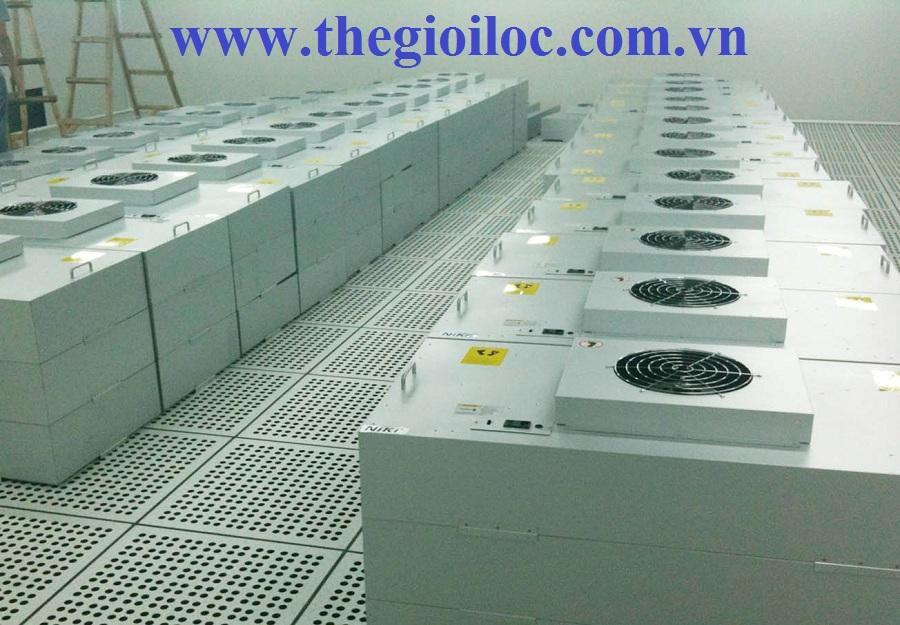 Quạt lọc HEPA - fan filter unit